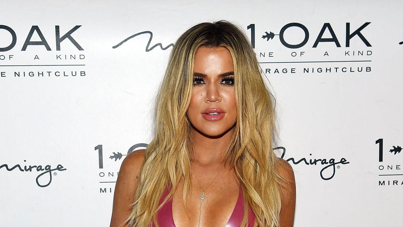 Khloe Kardashian has shot down rumors she's dating Odell Beckham Jr.