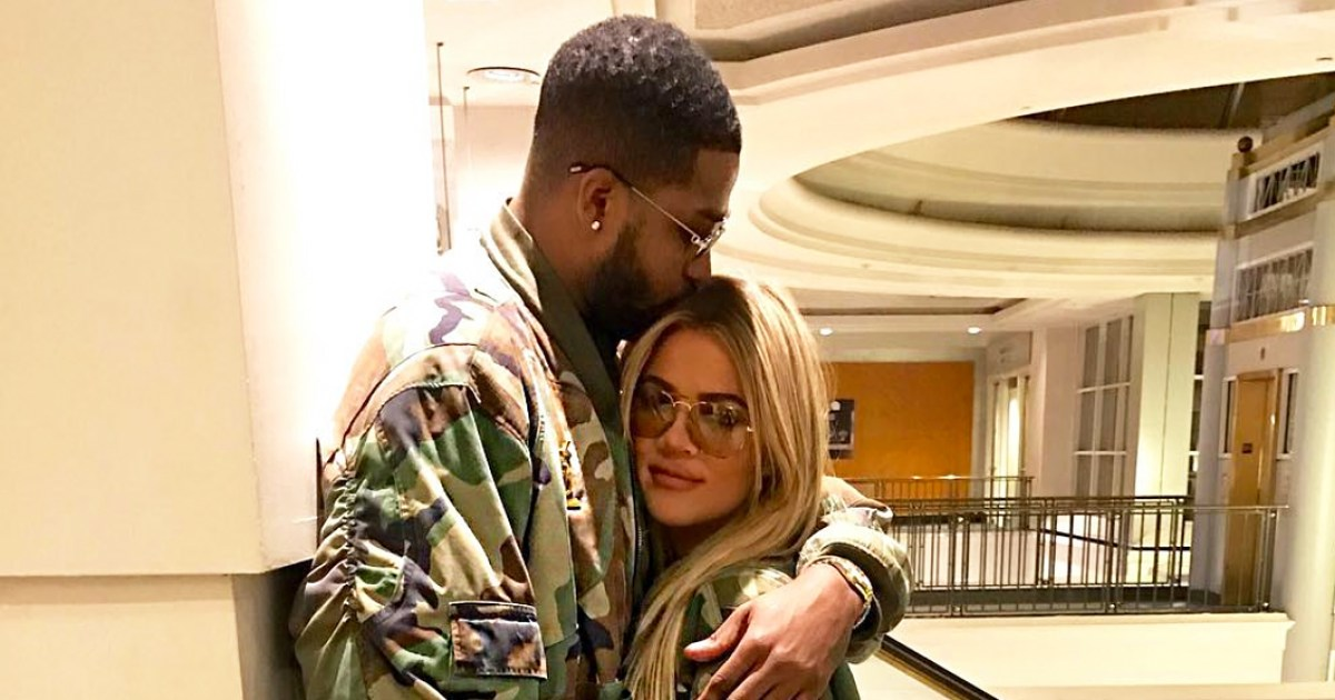 Whos dating tristan thompson