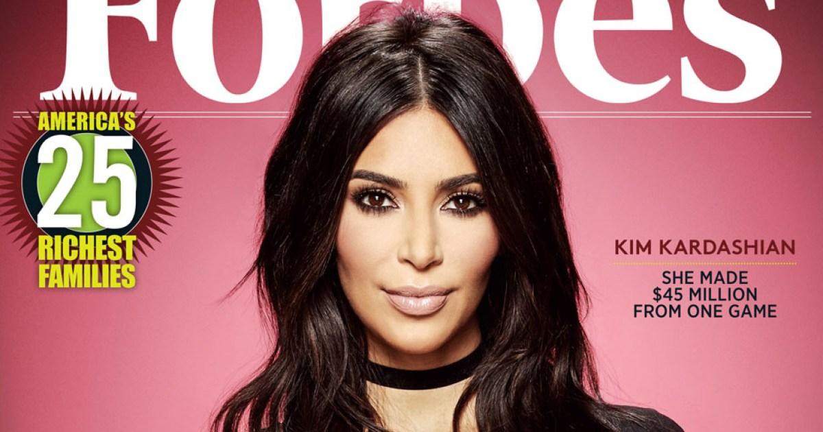 Difficult tell. Kim kardashian w cover