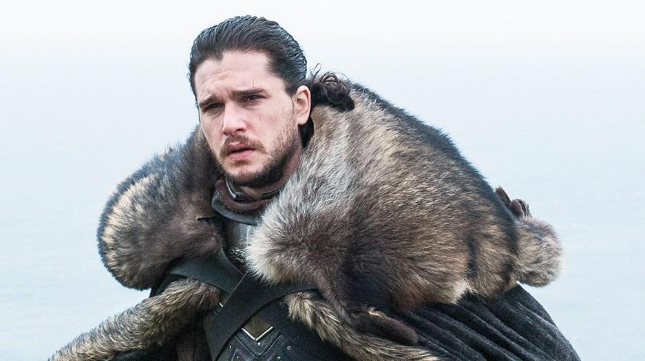 Kit Harington Jon Snow Game of Thrones GoT