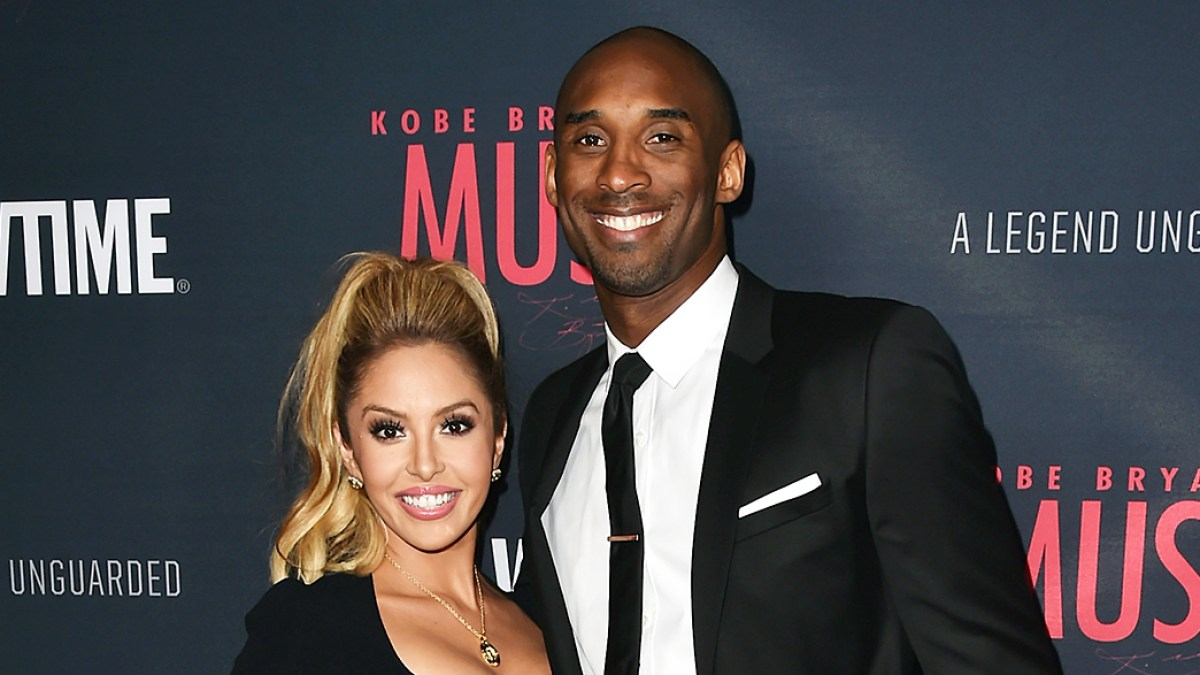 3d3881341 Kobe Bryant s Wife Vanessa Gives Birth to Third Child