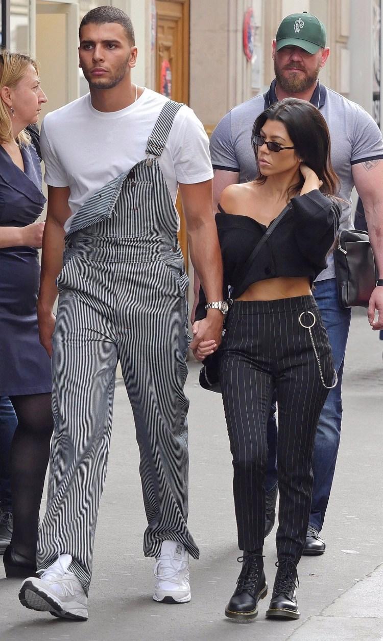 Kourtney Kardashian Boyfriend Now 2019 - The Letter Of ...