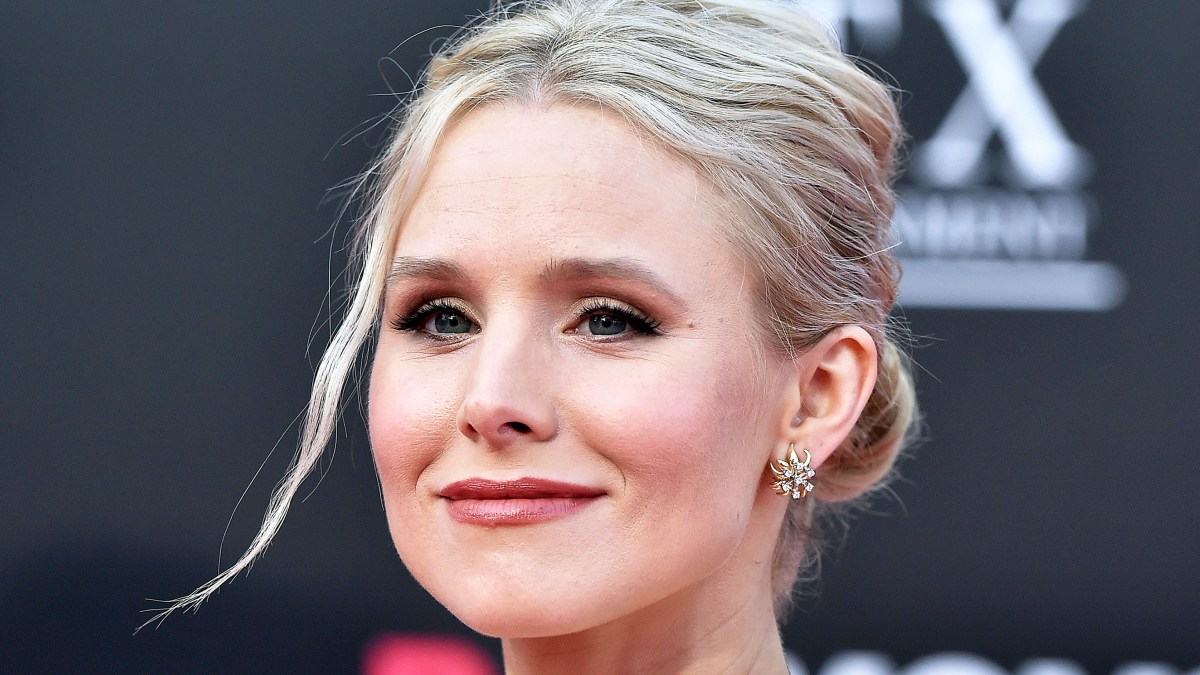 Kristen Bell\'s Mom Once Gave Her a Mullet