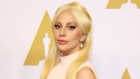 BEVERLY HILLS, CA - FEBRUARY 8: Singer/actress Lady Gaga attends the 88th Annual Academy Awards Nominee Luncheon in Beverly Hills, California.