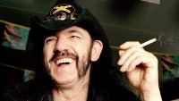 Lemmy in LA at The Rainbow Bar and Grill in May 2004.