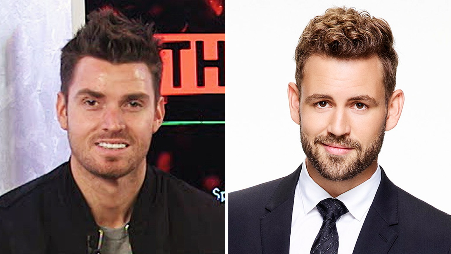 Luke Pell Nick Viall The Bachelor