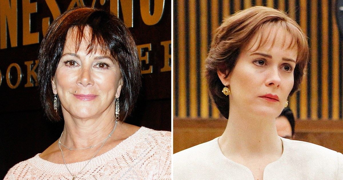 marcia clark reacts to the people v o j simpson. Black Bedroom Furniture Sets. Home Design Ideas