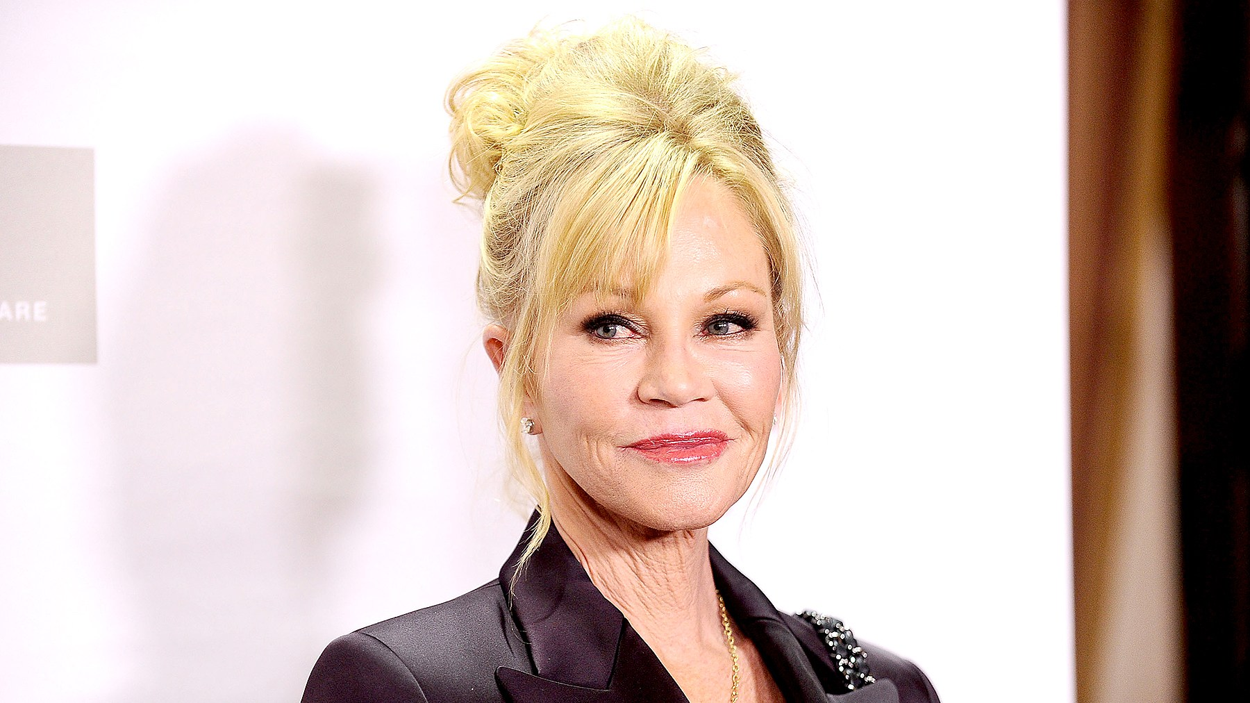 """Melanie Griffith attends Equality Now's 3rd annual """"Make Equality Reality"""" gala at Montage Beverly Hills on December 5, 2016 in Beverly Hills, California."""