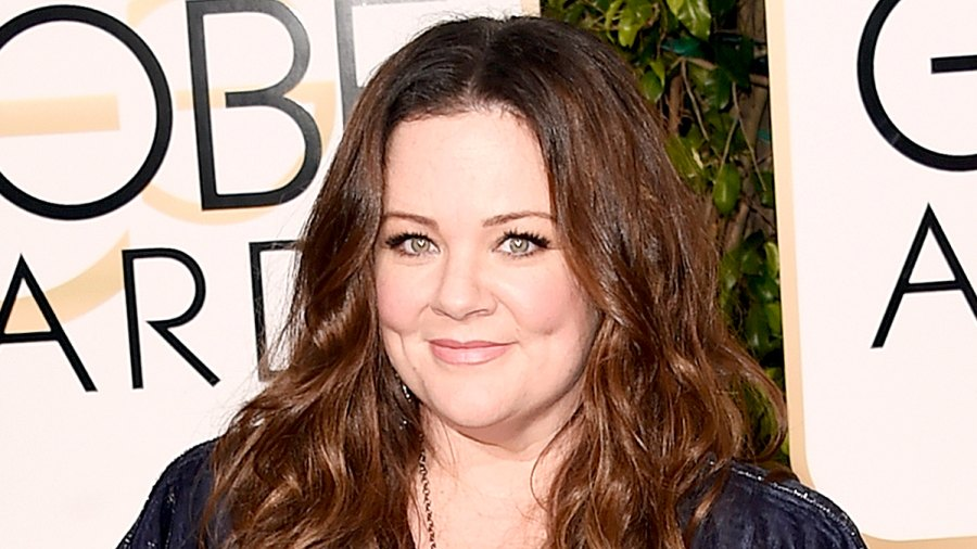 Melissa McCarthy attends the 73rd Annual Golden Globe Awards.