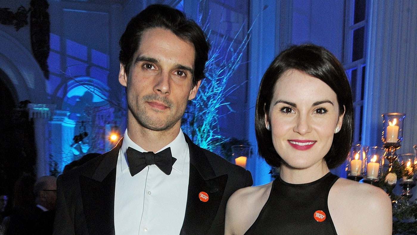 Michelle Dockery's boyfriend John Dineed has died