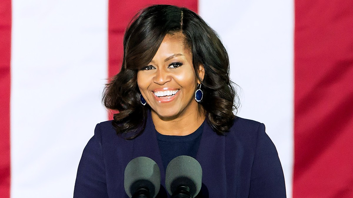 The Internet Wants Michelle Obama For President In 2020