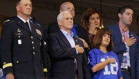 Mike Pence, Karen Pence, NFL, Indianapolis Colts, National Anthem, Kneel