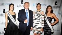Donald Trump Miss Teen USA