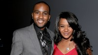 """Nick Gordon and Bobbi Kristina Brown attend """"We Will Always Love You: A GRAMMY Salute to Whitney Houston"""" at Nokia Theatre L.A. Live on October 11, 2012."""
