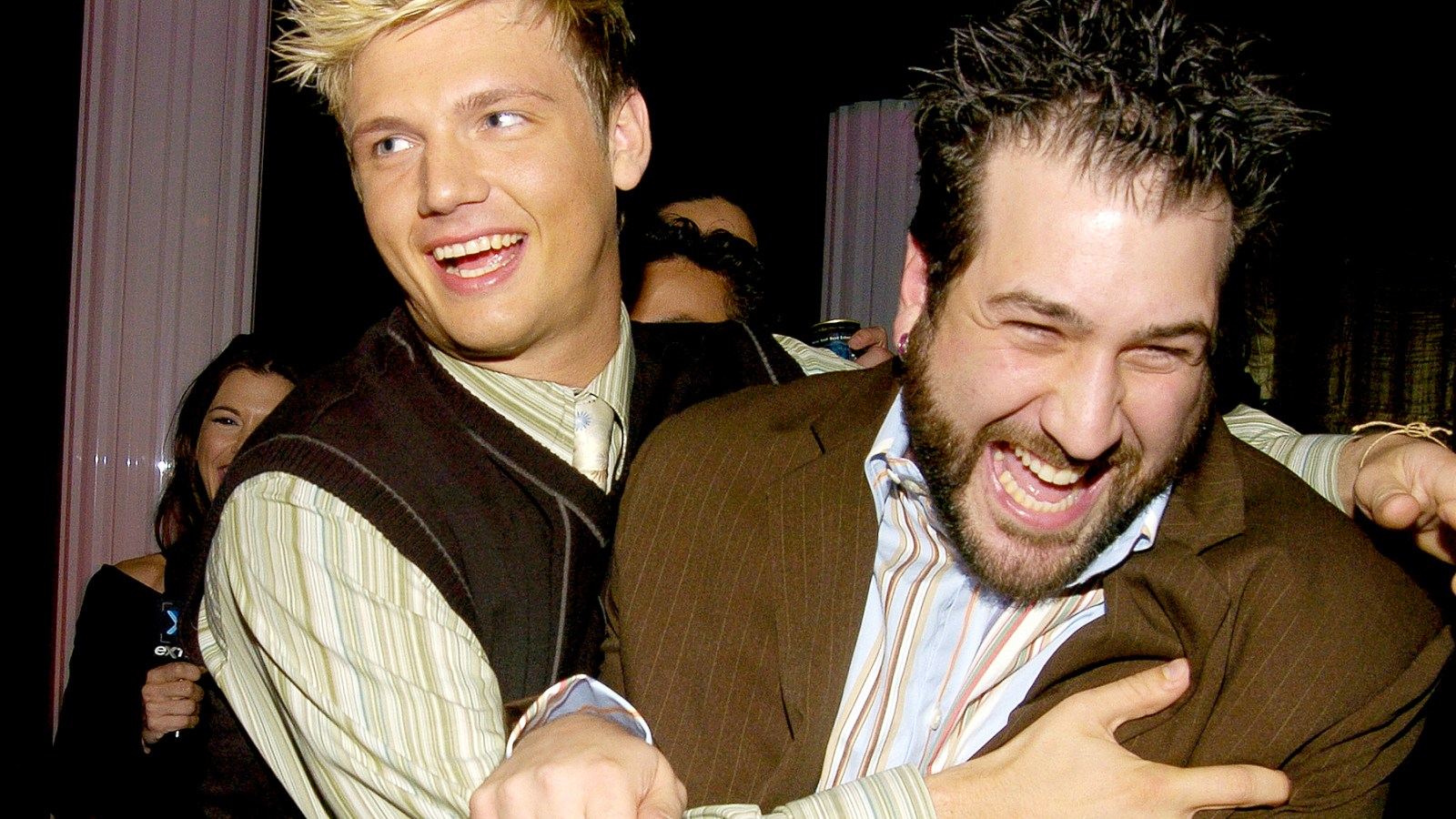 Image result for nick carter joey fatone