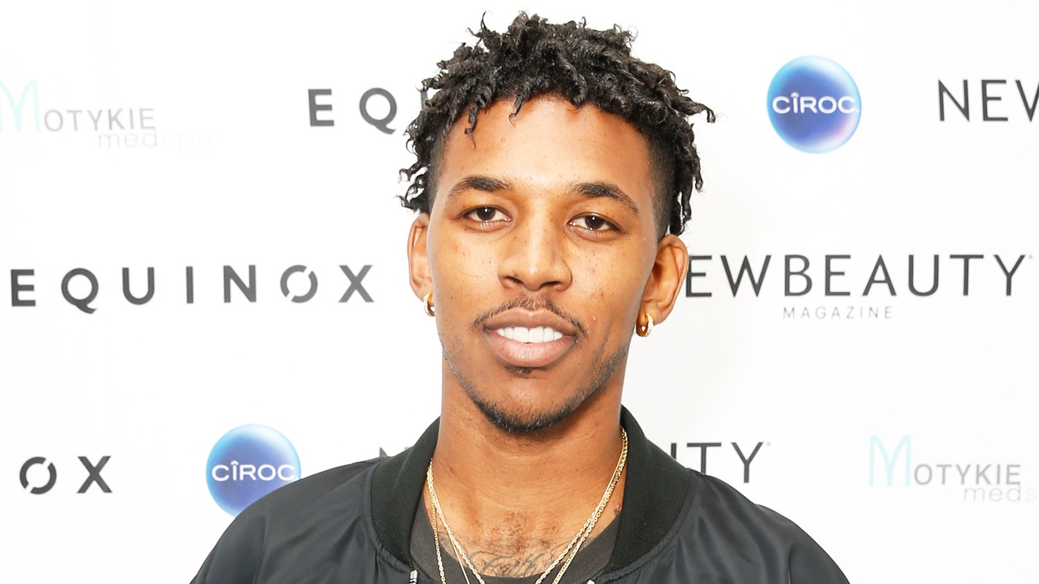 Nick Young arrives Fall Into Amazing Skin event on September 13, 2016 in West Hollywood, California.