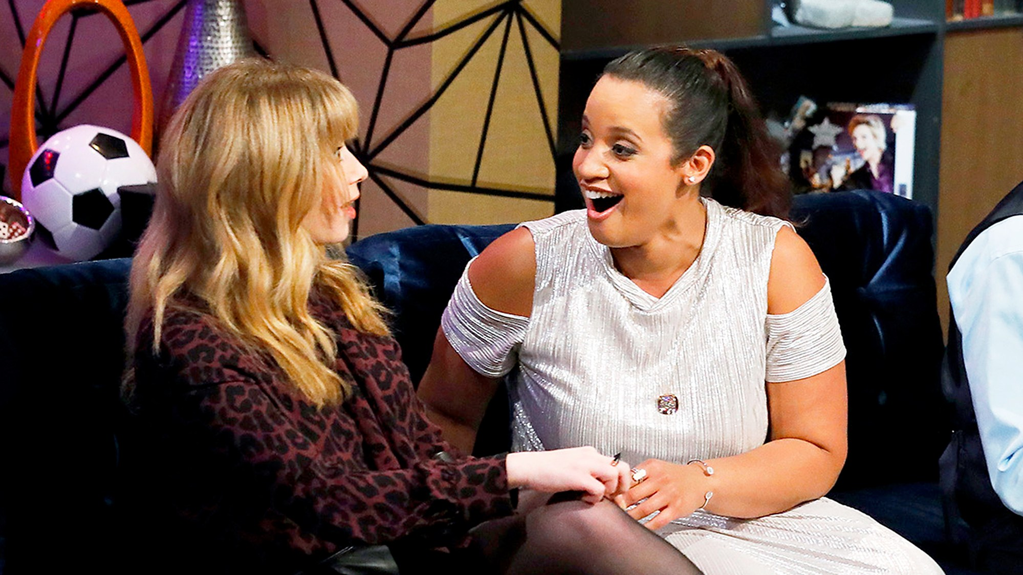 Dascha Polanco Hollywood Game Night