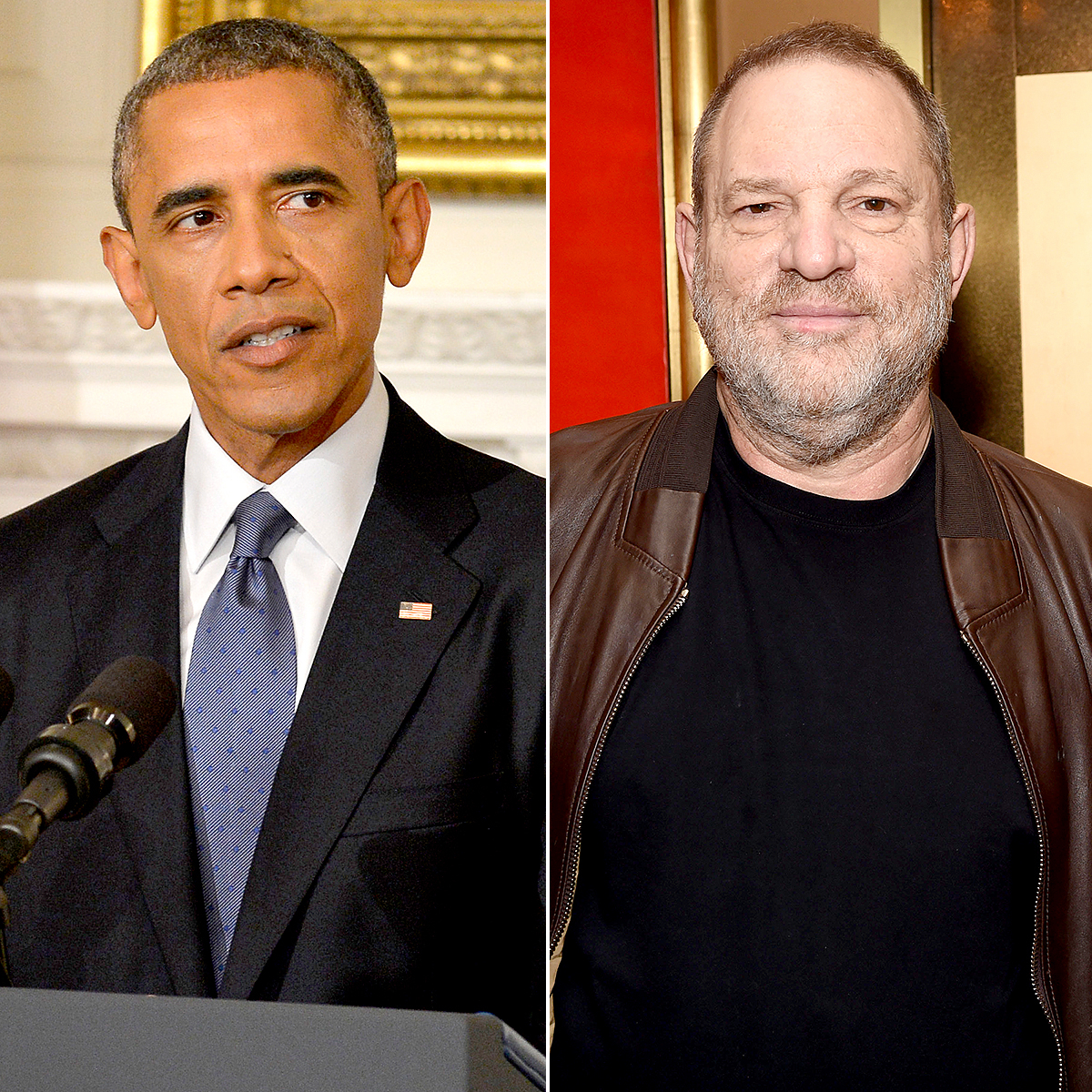 "President Obama Says He and Wife Michelle Are 'Disgusted"" by Harvey Weinstein Allegations"