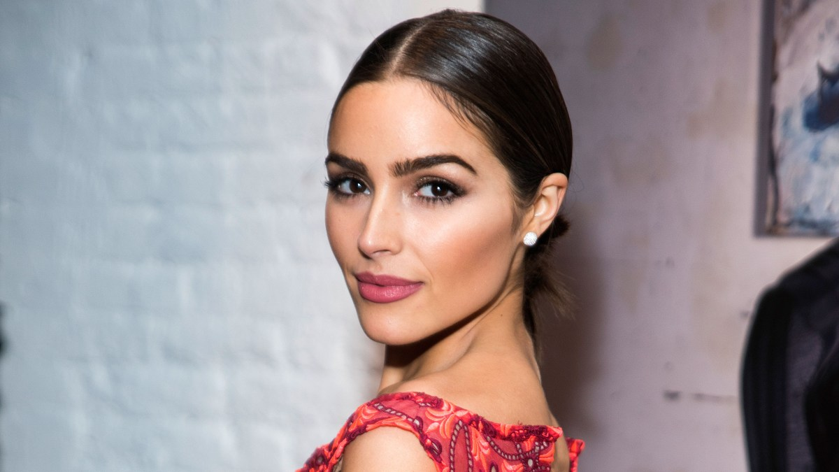 How Olivia Culpo Grooms Her Brows Hint Elmers Glue Is Involved