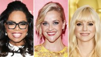 Oprah Winfrey Reese Witherspoon Anna Faris