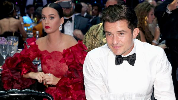 Katy Perry and Orlando Bloom attend the amfAR's 23rd Cinema Against AIDS Gala at the Hotel du Cap-Eden-Roc on May 19, 2016 in Cap d'Antibes, France.