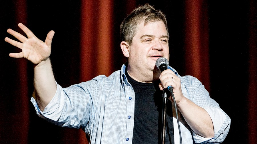 Patton Oswalt performs during Festival Supreme 2016 at The Shrine Expo Hall on October 29, 2016 in Los Angeles, California.
