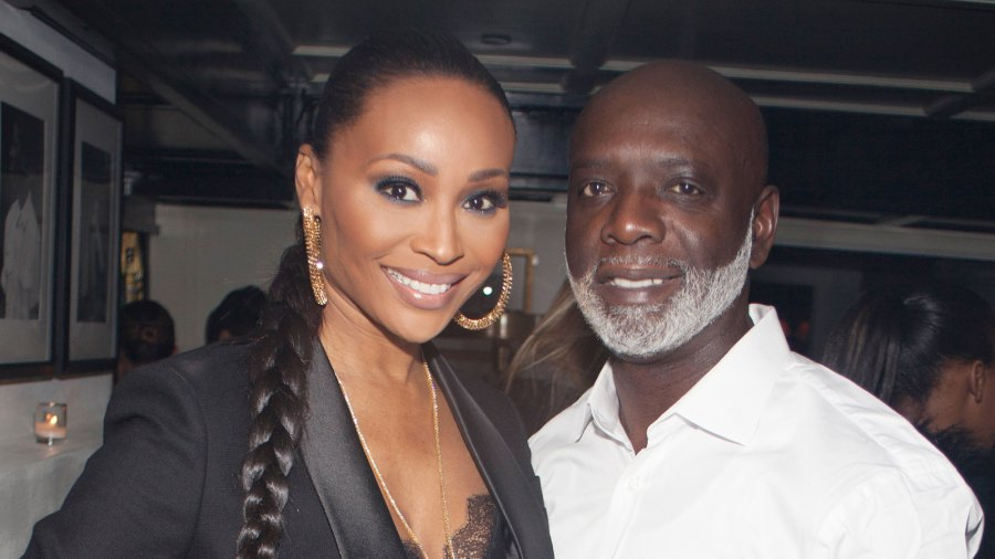 ynthia Bailey and Peter Thomas