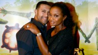 Phaedra Parks and Apollo Nida attend Cirque du Soleil TOTEM Premiere at Atlantic Station on October 26, 2012 in Atlanta, Georgia.