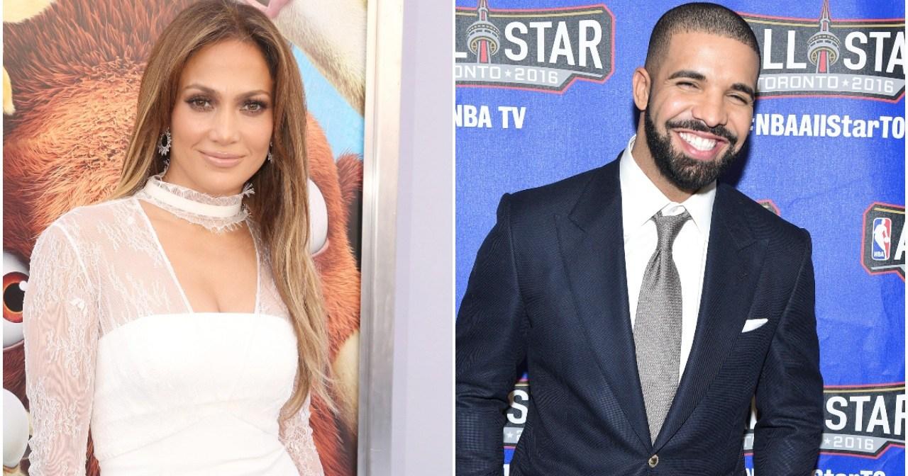 Drake Charms New Love Jennifer Lopez With a $100,000 Diamond Tiffany & Co. Necklace