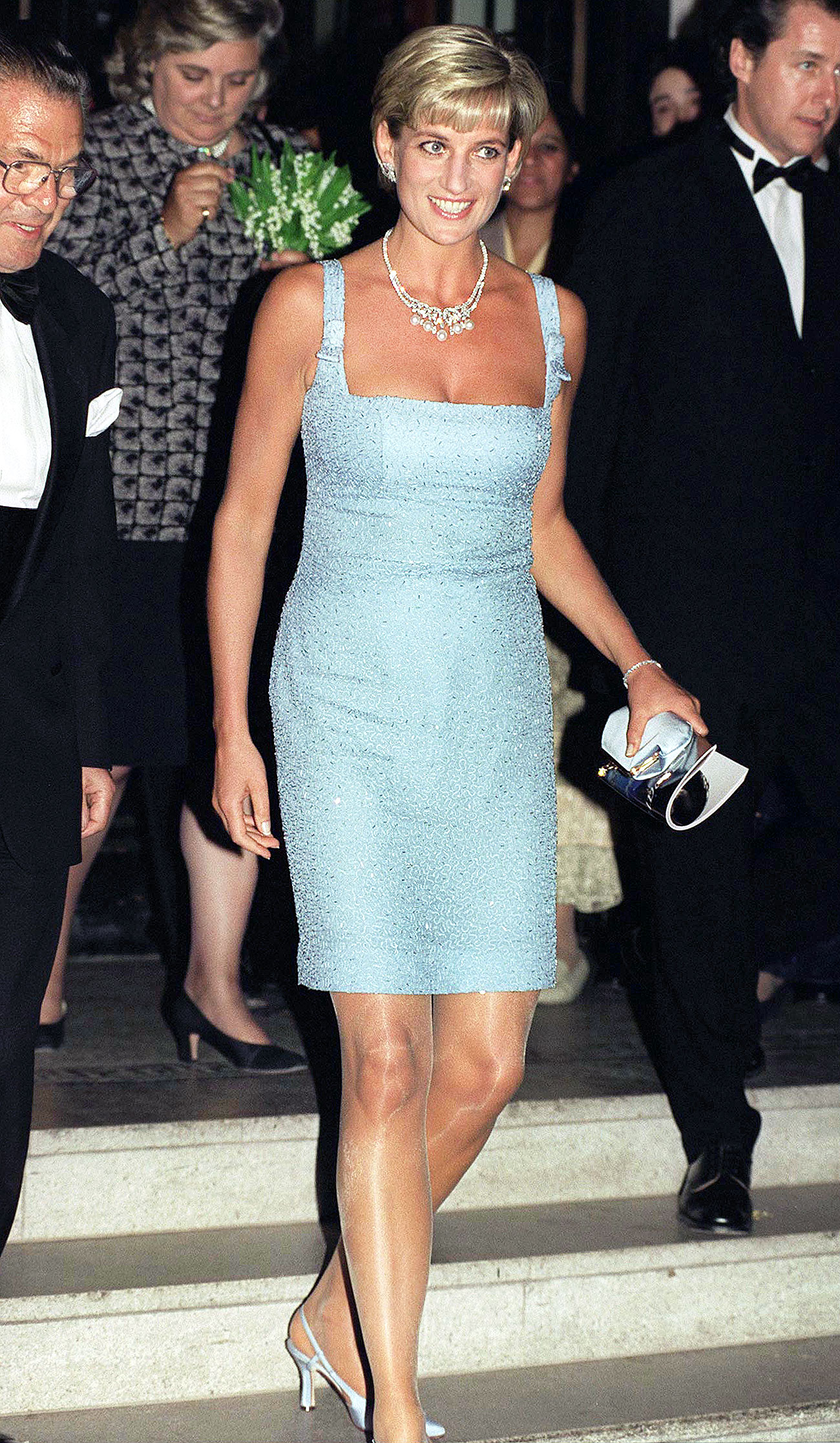 Princess Diana's iconic diamond and pearl necklace is up for auction recommendations