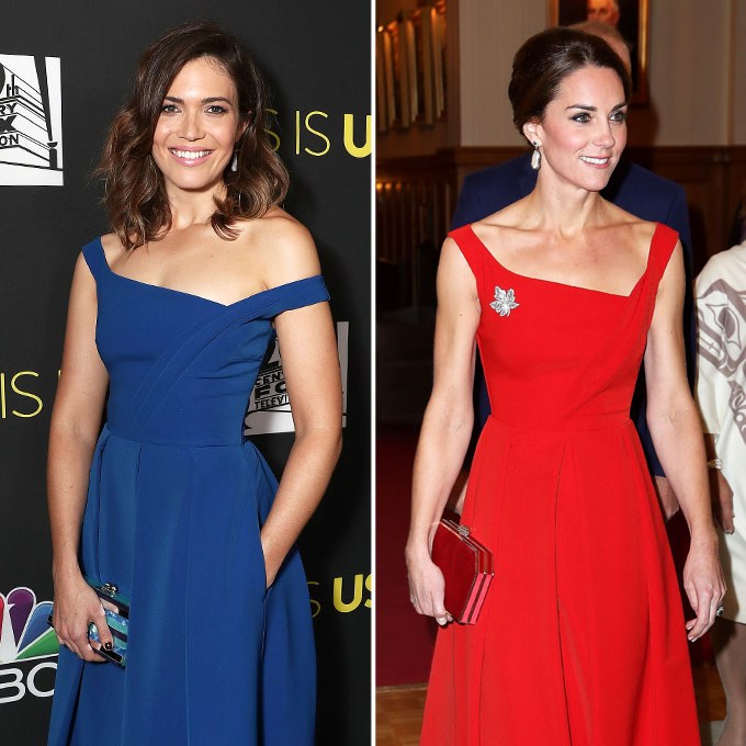 Mandy moore, kate middleton