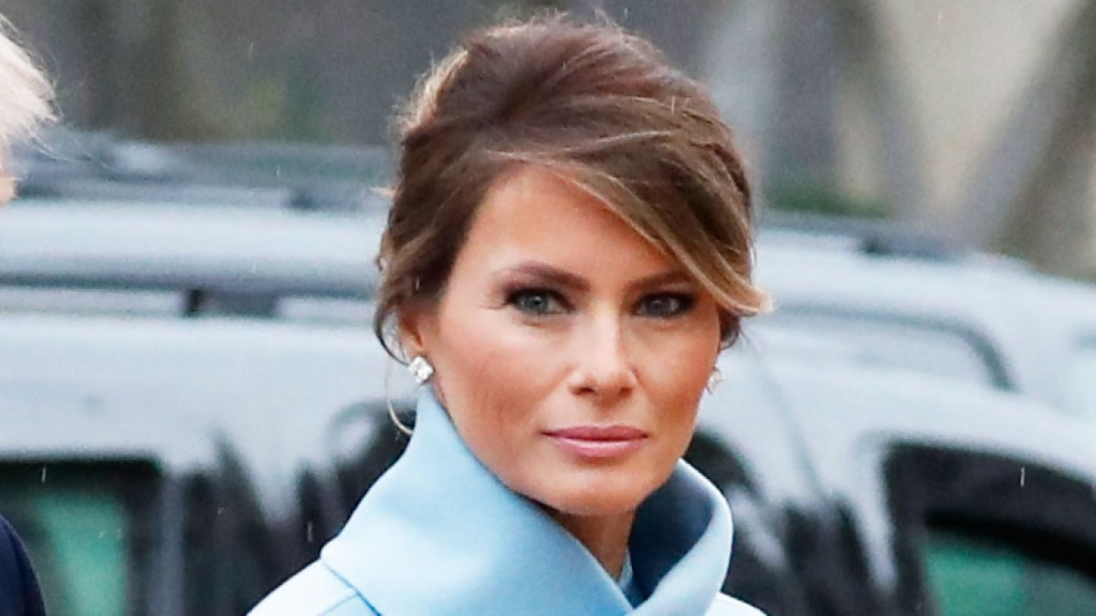 Melania Trump Channels Jackie Kennedy's Style at Inauguration