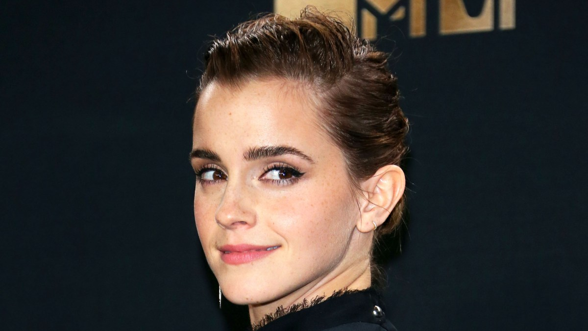 Emma Watson's No-Heat MTV 'Do Will Give You Summer Hair Goals!