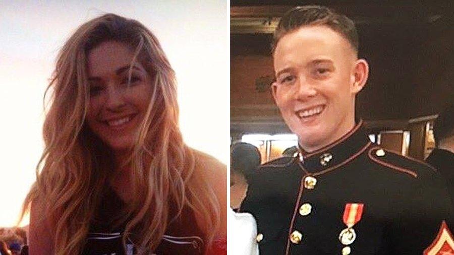 Renee Cesario Marine Brendan Kelly Las Vegas mass shooting Jason Aldean Harvest Music Festival