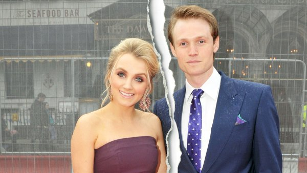 Evanna Lynch and Robbie Jarvis