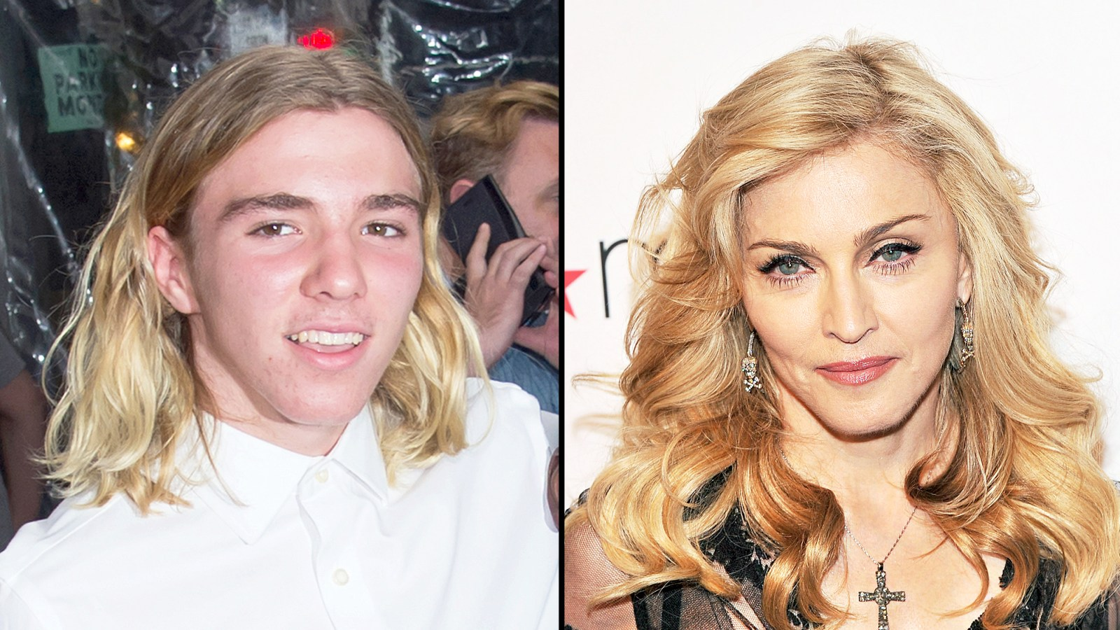 6e839a8ca9 Rocco Ritchie Says He's 'So Glad' He Doesn't Live With Madonna Anymore. By  Evan Real. November 28 ...