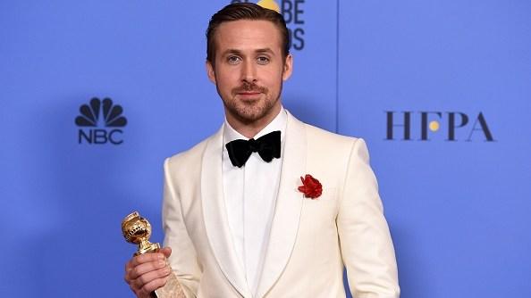 Ryan Gosling Golden Globes