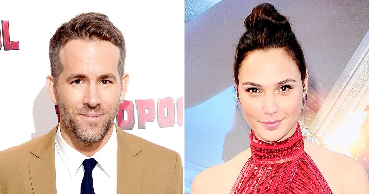 Ryan Reynolds Congratulates Gal Gadot After 'Wonder Woman' Surpasses Deadpool's Box Office Record
