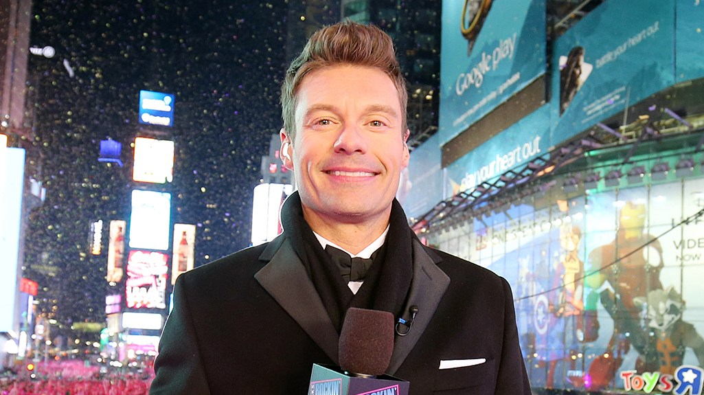 Ryan Seacrest New Year's Eve