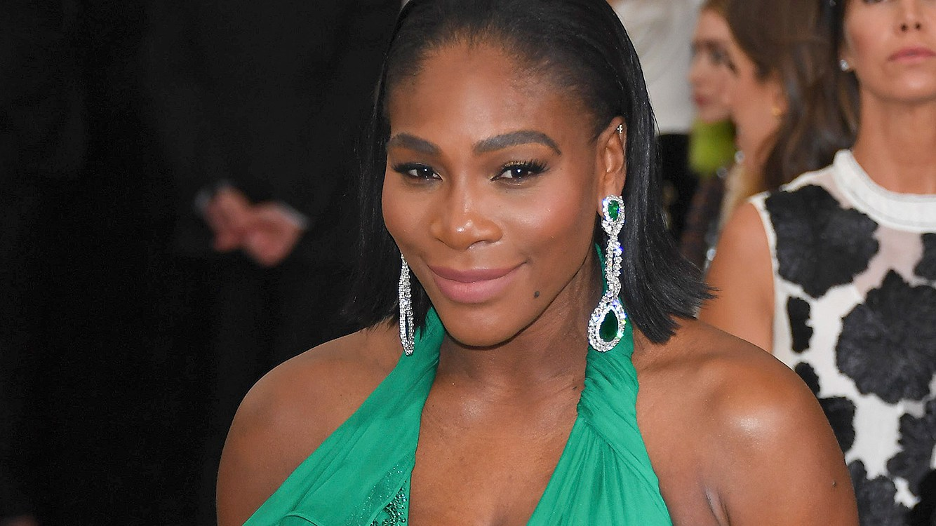 Serena Williams, Baby, Instagram, Alexis Olympia Ohanian Jr.
