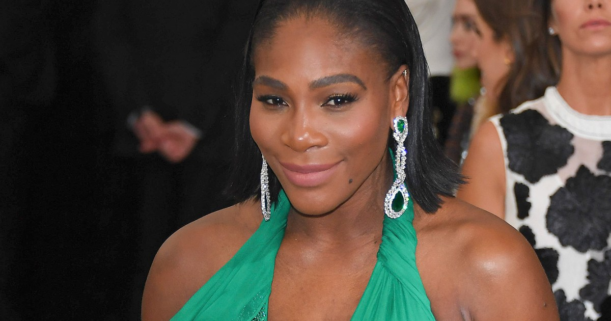 Serena Williams Shows Off Post-Baby Weight Loss: Photo