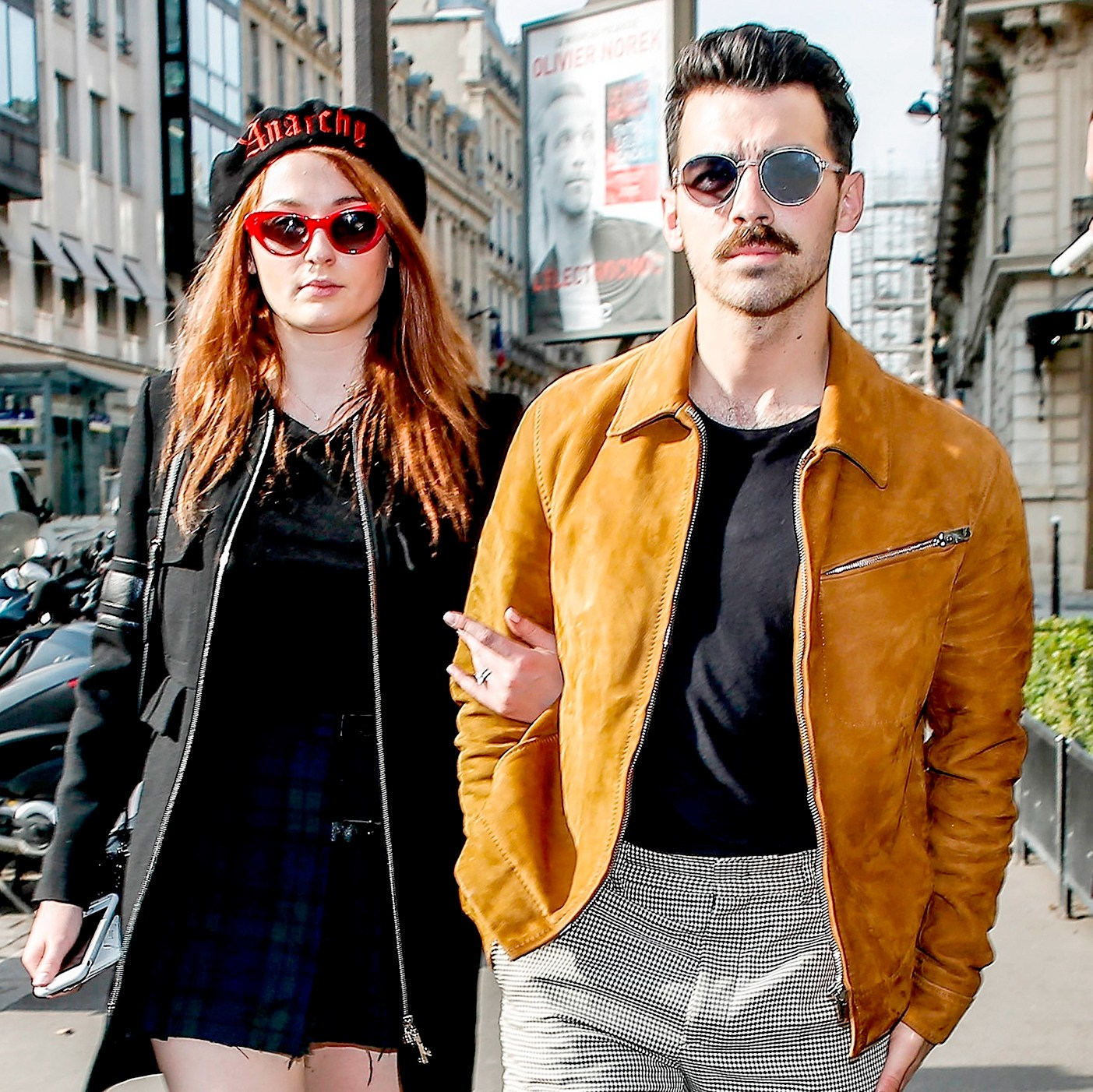 Joe Jonas and Sophie Turner