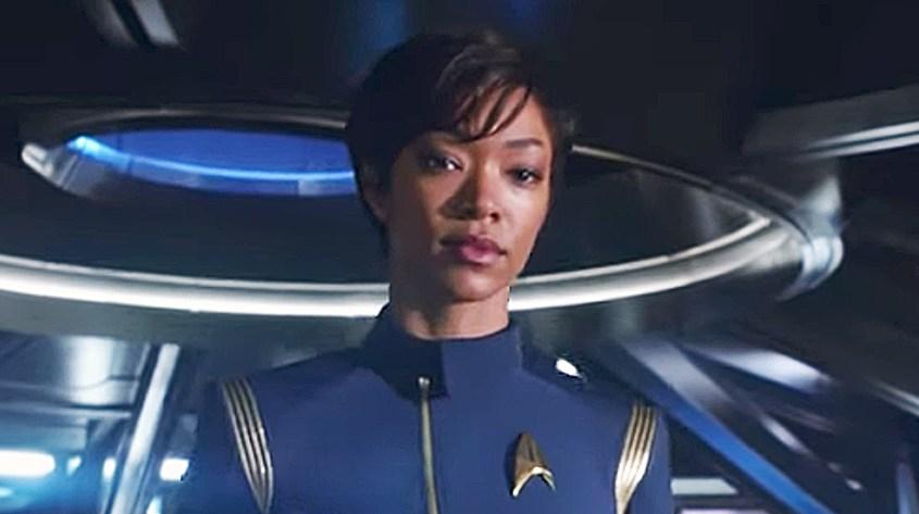 Sonequa Martin-Green Star Trek: Discovery