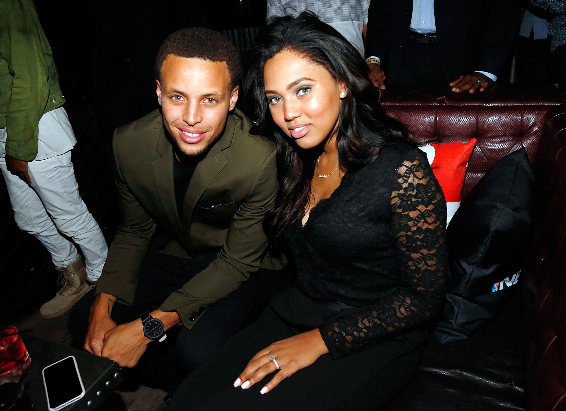 Stephen curry dating history