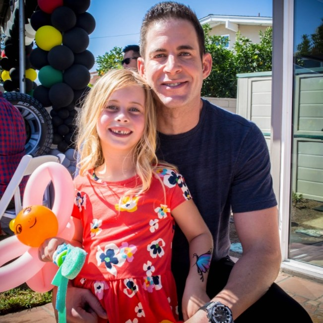 Tarek El Moussa Celebrates Birthday With Kids, Talks Divorce
