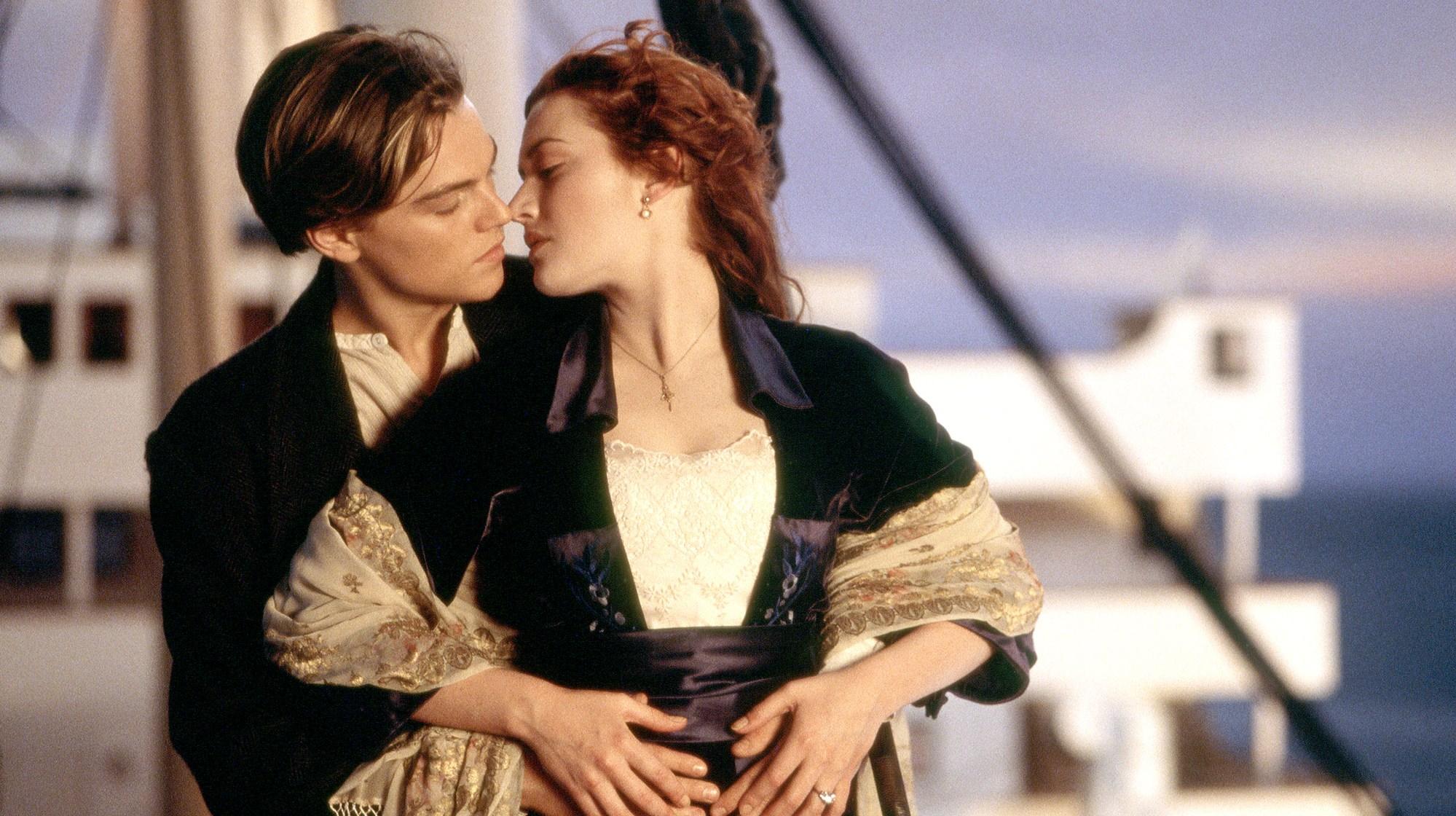Leonardo DiCaprio; Kate Winslet; Gwyneth Paltrow