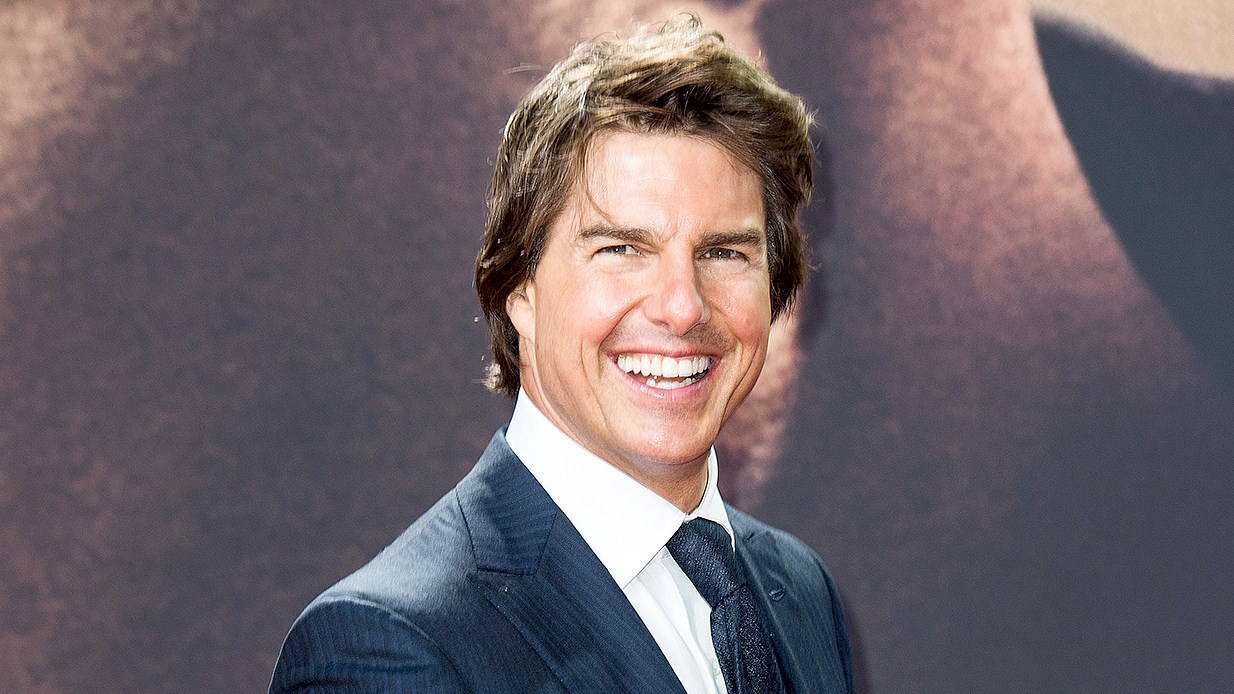 Tom Cruise attends the 'Jack Reacher: Never Go Back' Berlin Premiere at CineStar Sony Center on October 21, 2016 in Berlin, Germany.