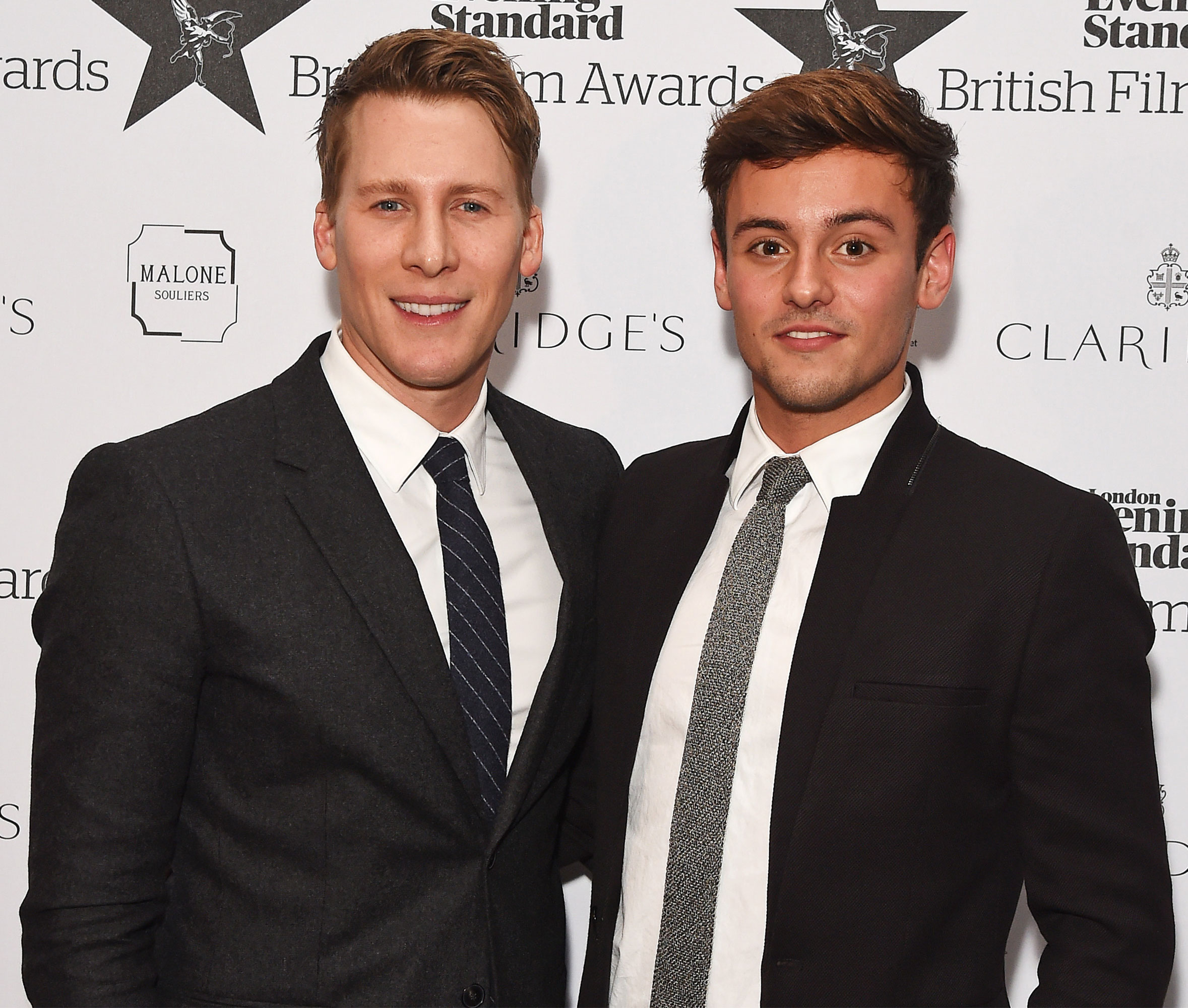 Tom Daley and Dustin Lance Black Are Expecting Their First Child