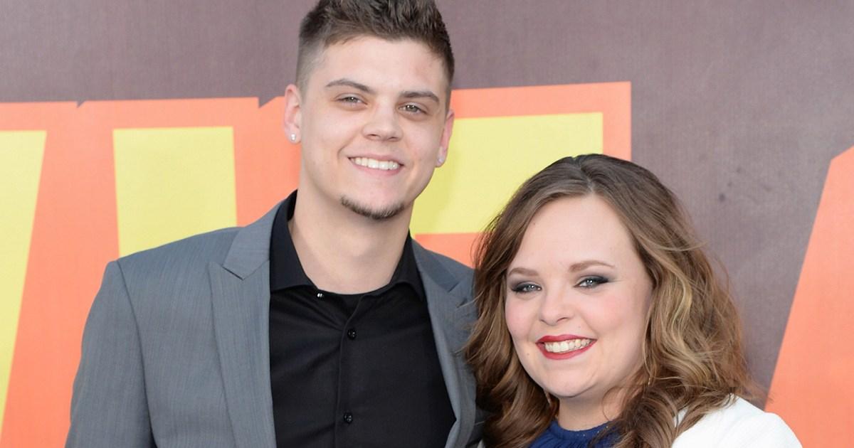 Catelynn Baltierra and her husband Tyler Baltierra