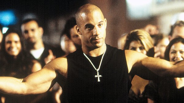 Vin Diesel The Fast and The Furious
